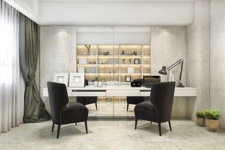 ديكورات المكاتب, Office decoration