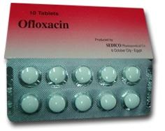 صورة , عبوة , دواء , أقراص , أوفلوكساسين , Ofloxacin