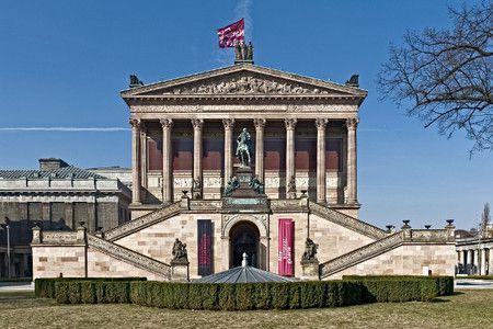 صورة متحف برلين القديم , متاحف برلين , Berlin Museums