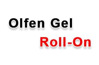 صورة,تصميم, أولفين جل/ رول أون, Olfen Roll-on