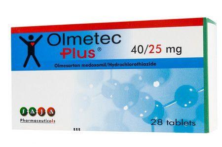 دواء أولميتك بلس ، صورة Olmetec Plus