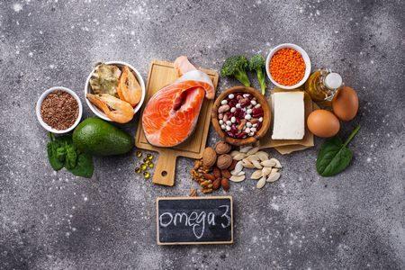 صورة , طعام , الدهون الصحية , الأوميجا 3