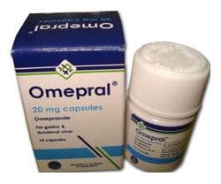 صورة , عبوة , دواء , أوميبرال , Omepral