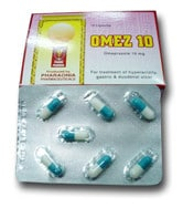 صورة , عبوة , دواء , أوميز , Omez 10