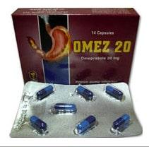 صورة , عبوة , دواء , كبسولات , أوميز , Omez 20