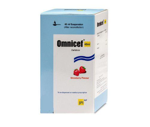 صورة , عبوة , دواء , مضاد حيوي , أومنيسف , Omnicef
