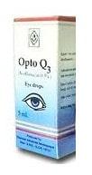 صورة , عبوة , دواء , قطرة للعين , علاج إلتهابات العين , أوبتوكيو 3 , Opto Q3