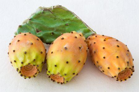 صورة , التين الشوكي , الفواكه