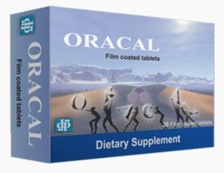 صورة,دواء,كالسيوم, عبوة ,أوراكال, Oracal