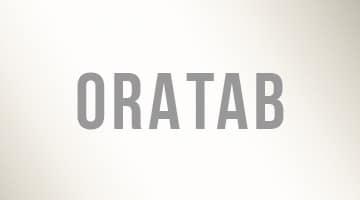 صورة,تصميم, أوراتاب, Oratab