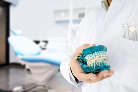 تقويم الأسنان , Orthodontics , صورة