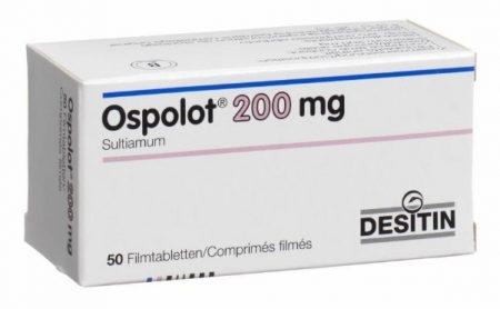 صورة , عبوة , دواء , أقراص مطلية , لعلاج مرض الصرع , أوسبولوت , Ospolot