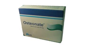 صورة,عبوة, أوستيونات, Osteonate