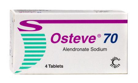 صورة , عبوة , دواء , لعلاج هشاشة العظام , أوستيف , Osteve