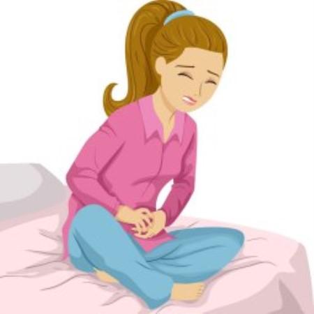 آلام الدورة الشهرية ، الرحم ، عنق الرحم ، انتظام الدورة