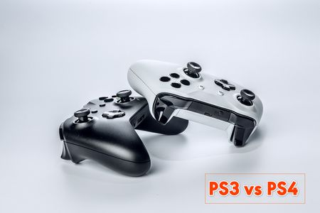 PS3 vs PS4 , البلاي ستيشن , Play Station