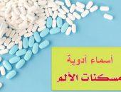 أسماء أدوية مسكنات الألم , Painkillers, صورة