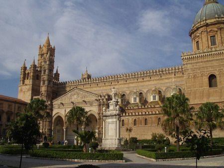 Palermo ، مدينة باليرمو ، صورة ، إيطاليا