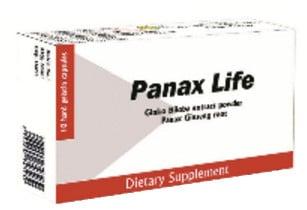 صورة, عبوة, باناكس لايف, Panax Life