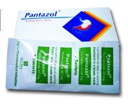 صورة , عبوة , دواء , بانتازول , Pantazol 40