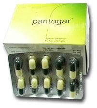 صورة , عبوة , دواء , كبسولات , بانتوجار , Pantogar