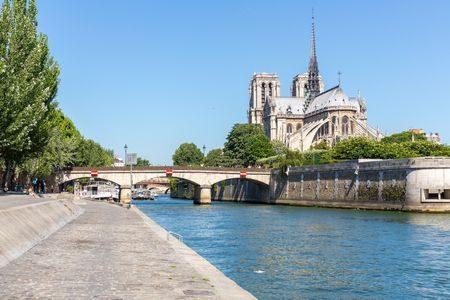 صورة , باريس , المعالم المدفونة