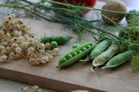 البازلاء ، فوائد البازلاء ، التغذية الصحية ، الخضروات