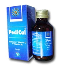 صورة, دواء, علاج, عبوة, بيديكال , Pedical