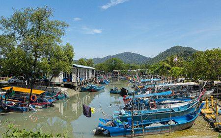 صورة , جزيرة بينانغ , ماليزيا , الجزر السياحية