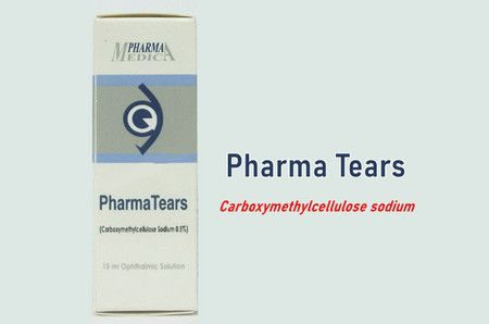 قطرة فارما تيرز , صورة Pharma Tears