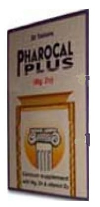 صورة , عبوة , دواء , أقراص , مكمل غذائي , فاروكال بلاس , Pharocal Plus