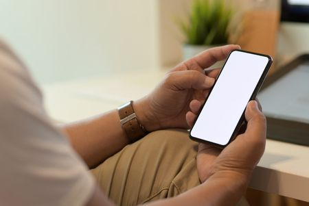 صورة , رجل , الهواتف الذكية