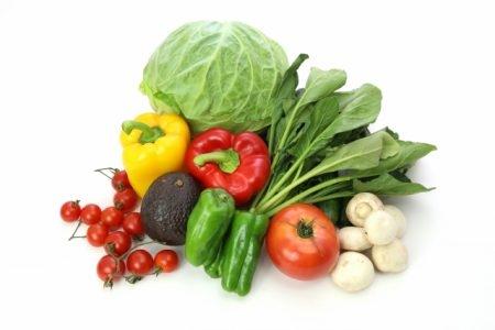 صورة , خضروات , النظام النباتي , النباتيين