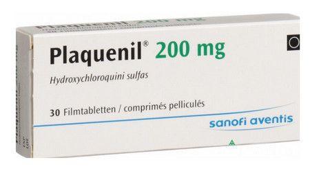 صورة , عبوة , دواء , أقراص , بلاكوينيل , Plaquenil