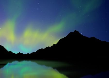 صورة , النجم االقطبي , Polaris