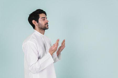 صورة , الدعاء , الصلاة , رجل