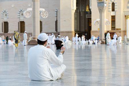 صورة , الحج , الصلاة , الدعاء