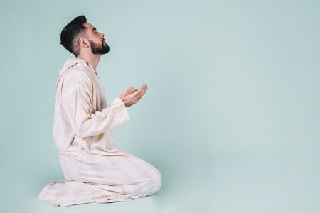 صورة , مسلم , المؤمن , الصلاة