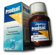 صورة , عبوة , دواء , بريدسول , شراب , Predsol