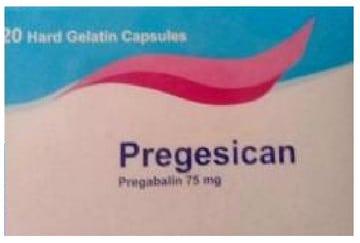 صورة, عبوة, بريجيسيكان, Pregesican