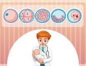 صورة , الولادة القيصرية , الولادة الطبيعية