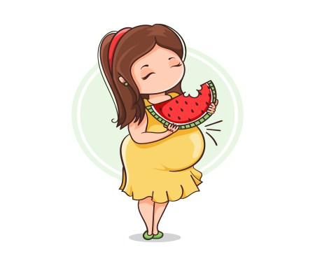 ضغط الدم ، الحوامل ، احتباس السوائل ، غذاء الحامل ، التغذية السليمة