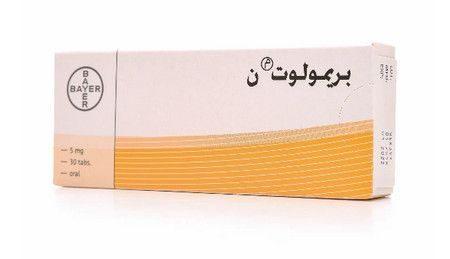 دواء بريمولوت ن ، صورة Primolut N