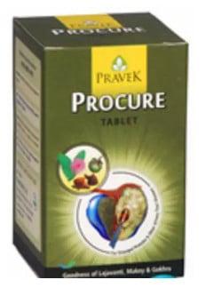 صورة , عبوة , دواء , أقراص , لعلاج تضخم البروستاتا الحميد , برو كيور , Pro Cure