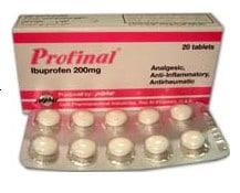 صورة , عبوة , دواء , بروفينال , أقراص , Profinal