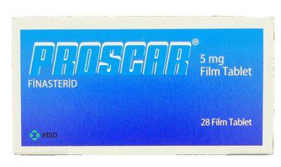 صورة, دواء, علاج, عبوة, بروسكار , Proscar