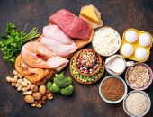 صورة , البروتين , المكملات الغذائية , غذاء