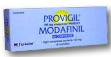 صورة , عبوة , دواء , كبسولات , لعلاج النعاس , بروفيجيل , Provigil