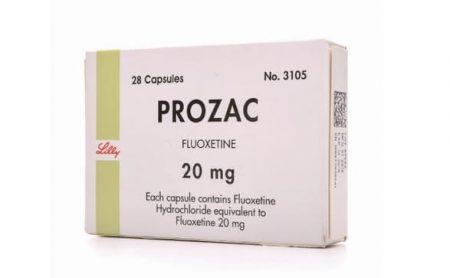 صورة عبوة دواء حبوب بروزاك Prozac