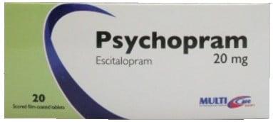 صورة, عبوة, سيكوبرام, Psychopram